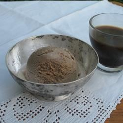 Turkish Coffee Ice Cream Recipe
