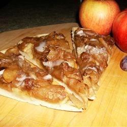 Image of Apple Pizza Pie, AllRecipes