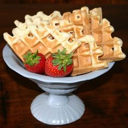 Photo of Dutch Cream Waffles by Barbara  Syme