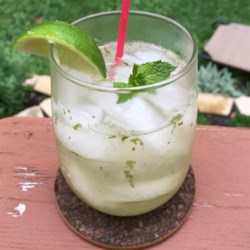 Mojitos by the Pitcher Recipe