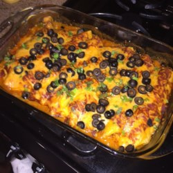 Quick Chicken Enchiladas Recipe