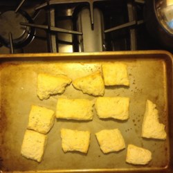 Super Quick Biscuit Squares Recipe