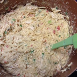 Chicken Spaghetti III Recipe