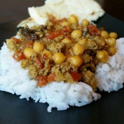 Sweet and Spicy Curry with Chickpeas Recipe