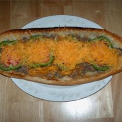 Stroganoff Sandwich