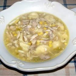 Best Pennsylvania Dutch Chicken Corn Soup