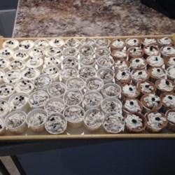 Chocolate Pudding Shots Recipe