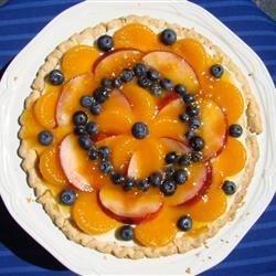 philadelphia r fruit pizza photos