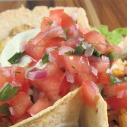 Scott's Pico de Gallo Recipe