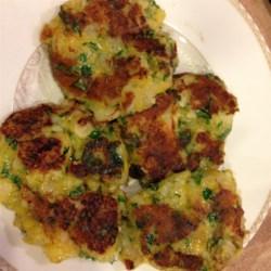 Potato Poofies Recipe