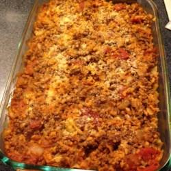 Easy Cabbage Roll Casserole Recipe