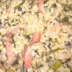 Garlic, Cilantro, and Lime Sauteed Shrimp Recipe