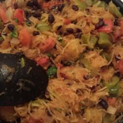Southwestern Spaghetti Squash Recipe