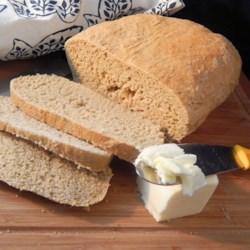 Hot Water Cornmeal Bread Recipe