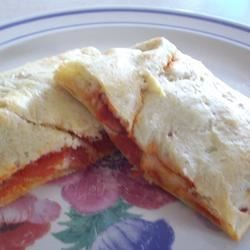 Quick Pizza Sandwiches Recipe