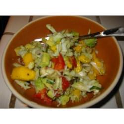 Max's Crab & Avocado Salad