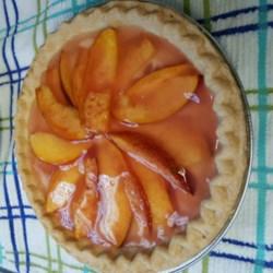 French Peach Pie Recipe