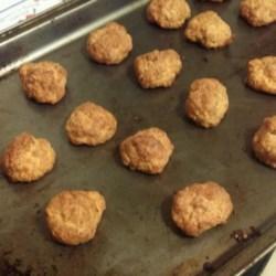 Donna's 123 Sausage Balls Recipe