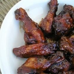 Wings In Cola Recipe