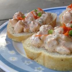 Herbalicious Shrimp Dip Recipe