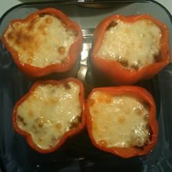 Stuffed Bell Pepper- Red