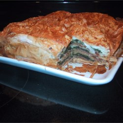 Torte Melange Recipe