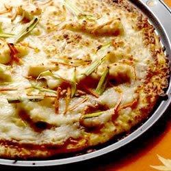 Photo of Gourmet Thai Chicken Pizza by CZARDAS
