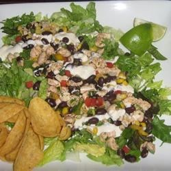 Southwest Confetti Chicken Salad