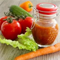 Roasted Tomato Balsamic Vinaigrette