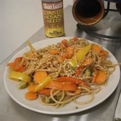 Image of Asian Noodle Toss, AllRecipes