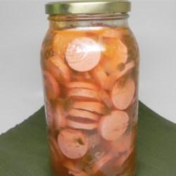 Pickled Bologna Recipe