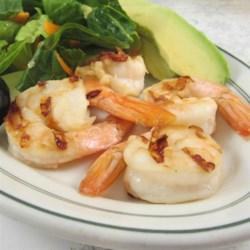 Gale's Grilled Shrimp Recipe