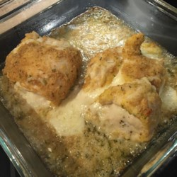 Mozzarella Chicken Recipe