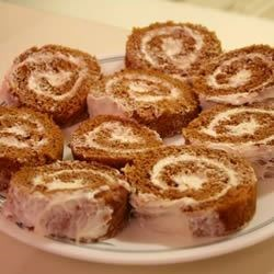 Pumpkin Roll III Recipe