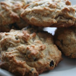 Persimmon Cookies I Recipe