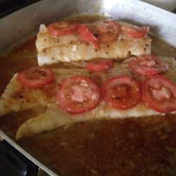 Freeda's Fabulous Fish Recipe
