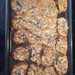 Treasure Cookies Recipe