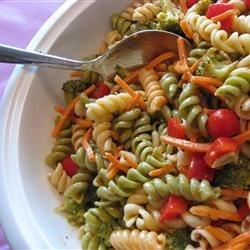 Photo of Deli-Style Pasta Salad by lana  Boyd