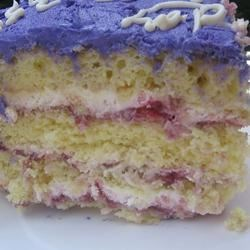 Melissa' B-Day Cake