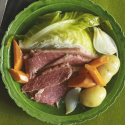 Irish Boiled Dinner (Corned Beef)