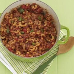 Goulash Supreme Recipe