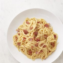 Spaghetti Carbonara I