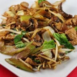 My Fly Stir-Fry Recipe