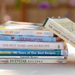 Favorite cookbooks to pull freezer recipes from