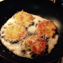 Northern Fried Green Tomatoes Recipe