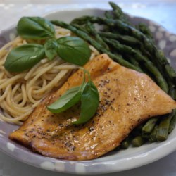 Lemon-Pepper Salmon II