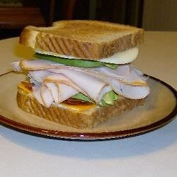 Turkey Bacon Avocado Sandwich Recipe