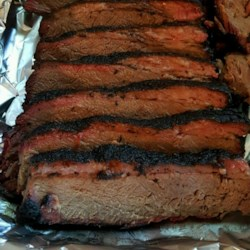Yeah, I-Lived-in-Texas, Smoked Brisket Recipe