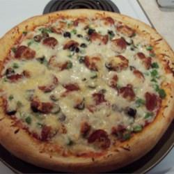Best Pizza Crust