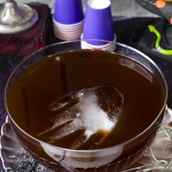 black halloween punch recipe photos